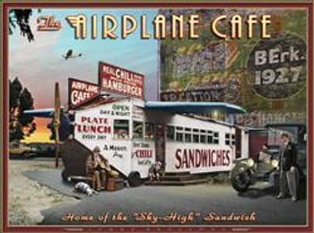 Airplane Cafe 1