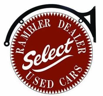 "Rambler Dealer 22"" Disc Hanging"