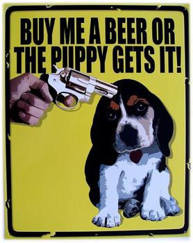 Puppy Gets It!