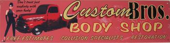 Custom Bros. Body Shop