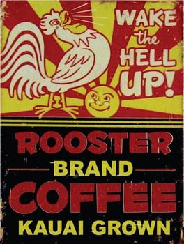 Rooster Bradn Coffee Kaui