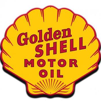 Golden Shell Clamshell ( laser cut )