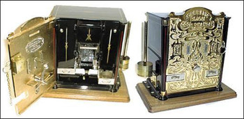 Garretts Bijou Gold Coin Changer 1900's