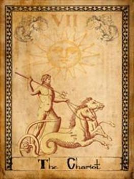 The Chariot-Tarot