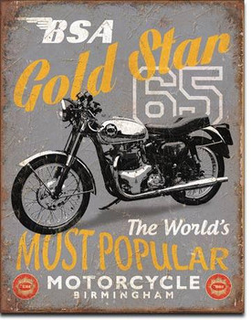 BSA '65 Gold Star (DISC)