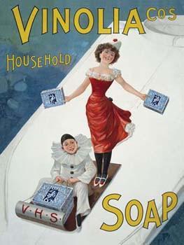 Vinolia Soap