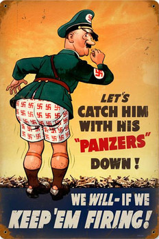 Panzers Down