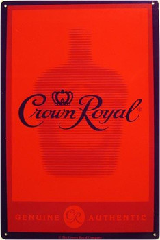 Crown Royal-Genuine Authentic