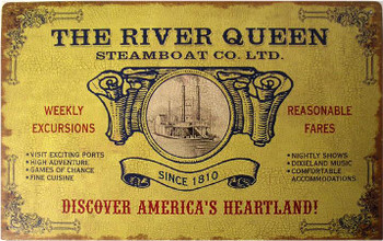 River Queen Steamboat
