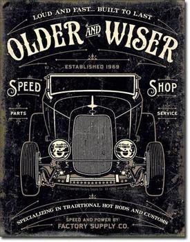 Older Wider 30's Rod