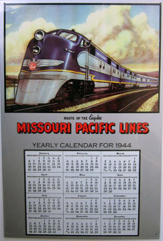 Missouri Pacific Lines 1944