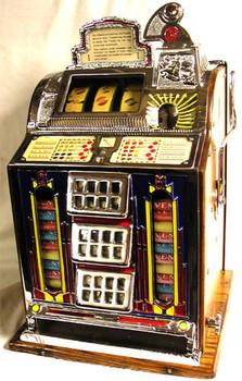 Mills FOK 5c Slot Machine