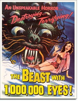 Beast-10,000 Eyes! (disc)