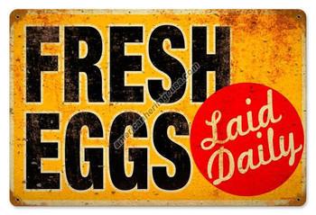Fresh Eggs Laid daily