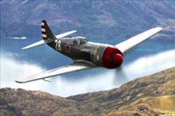 LA-9 Airplane