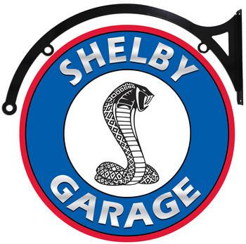 """Shelby Garage 22"""" Disc Hanging"""