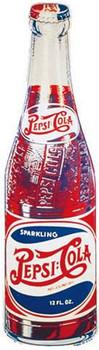 Pepsi:Cola Bottle