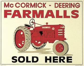 Farmall Sold Here