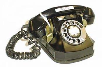 Ship's Table Telephone