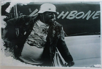 "Big Daddy ""Roth"" Vintage Image Metal Sign"