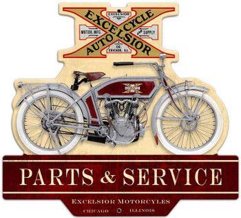 Excelsior Auto Cycle