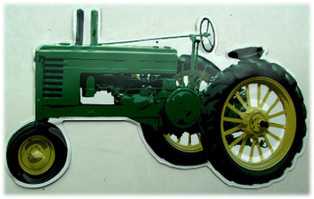 Tractor (green & yellow)