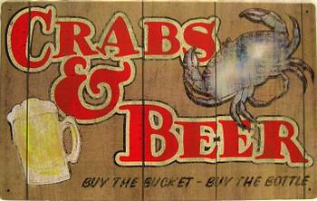 Crabs & Beer Buy The Bucket-Buy The Bottle