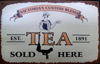 Victoria's Custom Blended Tea