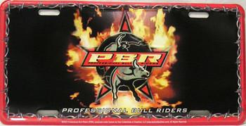 Professional Bull Riders Plate