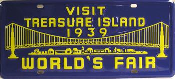 Treasure Island 1939 Plate