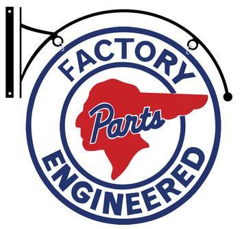 "Factory Engineeered Hanging 22"""