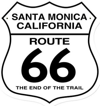 Santa Monica Shield (XLarge)