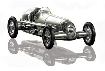 Silberpfeill Black Seat Racer