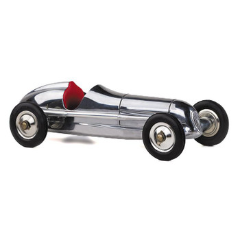 Indianapolis Aluminum Red Seat Racer
