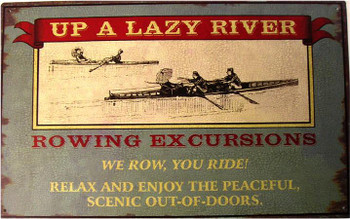 Up A Lazy River