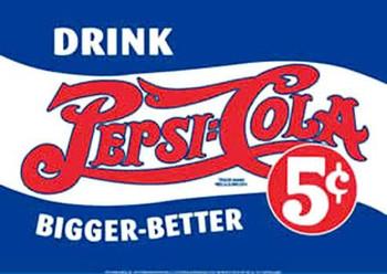 Pepsi - Red, White & Blue