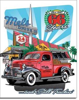Mel's Diner 66 Years (DISC)