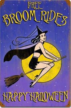 Happy Halloween-Broom Rides