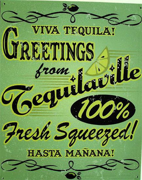 Greetings from Tequilaville