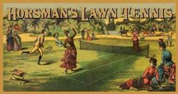 Horsman's Lawn Tennis (disc)