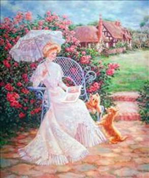 The Garden Rose