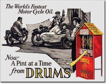 Shell Motorcycle Oil