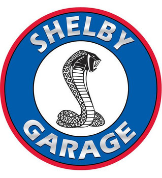 "Shelby Garage 12"" Disc"