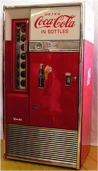 Cavalier Coca-Cola Machine