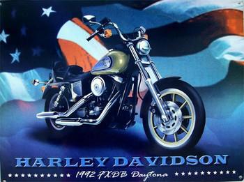 1992 Harley Davidson FXDB Daytona