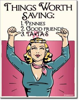 Things Worth Saving: Ta-Tas (disc)