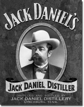 Jack Daniels-Portrait