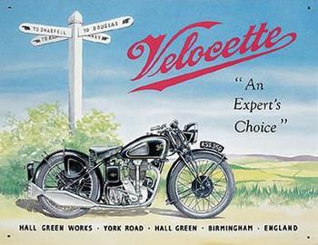 Velocette-An Expert's Choice