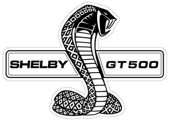 """Shelby GT500 Plasma Cut Snake 32"""""""