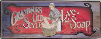 Grandma's Old Style Lye Soap